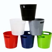 Round-Shape-Plastic-Ice-Buckets