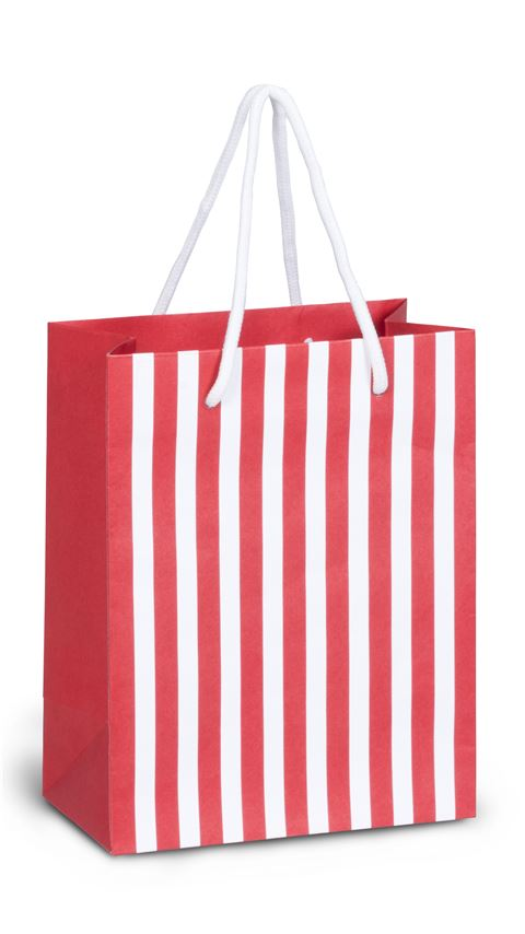 a056773dec Branded Corporate Candy Cane Mini Gift Bag - Brand Lifesavers